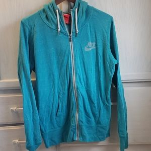 Nike Other - Nike Workout Hoodie Size Large Casual Boho